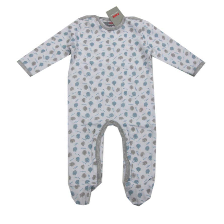 Jersey Jungs Gr.56,68,92 Kanz Nachtwäsche Newborn Schlafanzug 1-tlg