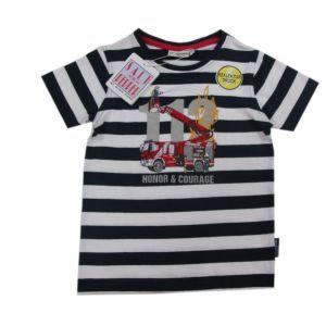 Salt and Pepper T-Shirt Gr.104/110-128/134