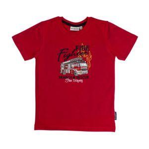 Salt and Pepper T-Shirt Gr.92/98-116/122