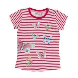 Salt and Pepper Mädchen T-Shirt pink Gr. 92/98-128/134