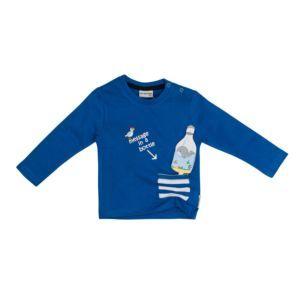 Salt and Pepper Shirt langarm Gr.74-92