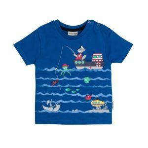 Salt and Pepper T-Shirt Gr.74-92