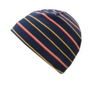 Maximo Mädchen Mütze Jerseymütze mehrfarbig Gr. 39-55