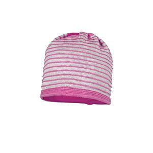 Maximo Mädchen Mütze Strickmütze Pink Baby Größe 37-45