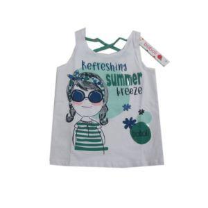 boboli Mädchen T-Shirt Top Kinder Sommer Größe 80-116