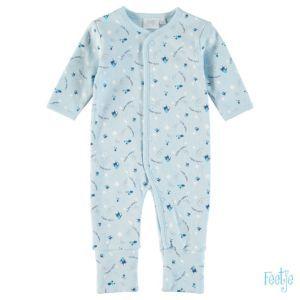 Feetje Baby Schlafanzug Einteiler Blau Overall jungen Größe 50-86 Basic
