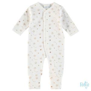 Feetje Baby Schlafanzug Einteiler Natur Overall Größe 68-86 Basic