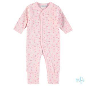 Feetje Baby Schlafanzug Einteiler Rosa Overall Mädchen Größe 62-74 Basic