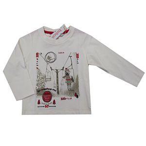boboli Shirt langarm  Gr.86-104