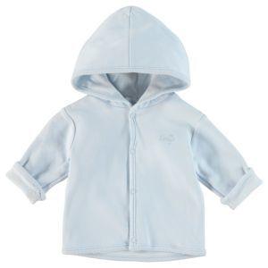 Feetje Jungen Babyjäckchen Wendejacke Blau Erstlings-Jacke Größe 50-68 Basic