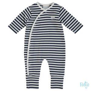 Feetje Schlafanzug Einteiler Overall Blau Jungen Größe 44-68 Basic
