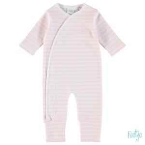 Feetje Mädchen Schlafanzug Einteiler Rosa Overall Größe 56-74 Basic