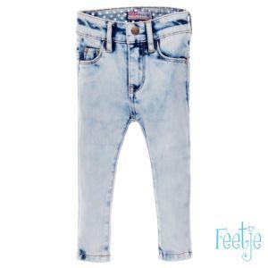 Feetje Mädchen Hose Jeans Baby Light Blue Größe 68-86 Basic