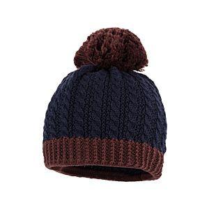 MaxiMo Mütze Strickmütze Gr.49-55