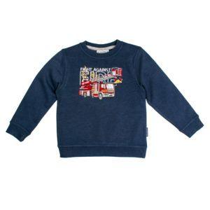 Salt and Pepper Sweatshirt Gr.92/98-128/134