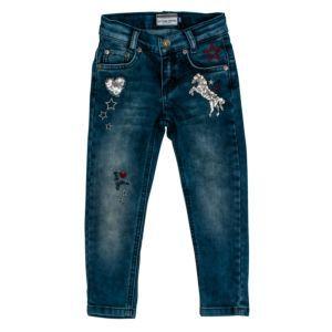 Salt and Pepper Hose Jeans Gr.104-140