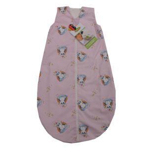 Odenwälder Baby Nice Sommer-Schlafsack Einhorn Rosa Mädchen 110cm
