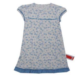 Kanz Kinder Nachthemd Mädchen Nachtwäsche Kurzarm Größe 98,110