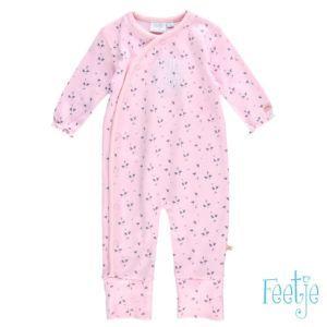 Feetje Baby Schlafanzug Einteiler Overall Nachtwäsche Rosa Mädchen Größe 62-68