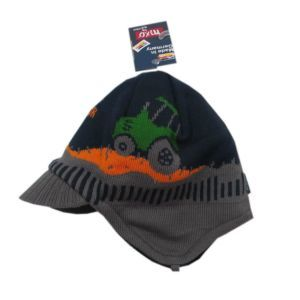 MaxiMo Mütze Strickmütze Gr.47-53