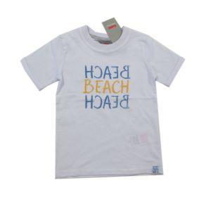Kanz Jungen T-Shirt Weiß Größe 62-92