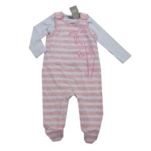 Kanz Baby Strampler-Set zweiteilig Mädchen Größe 56-68
