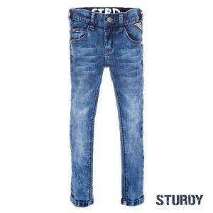Sturdy Jungen Hose Jeans Skinny Größe 92