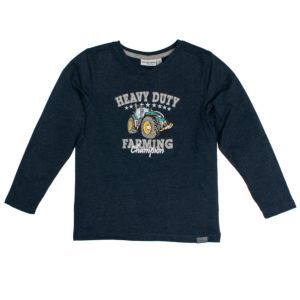 Salt and Pepper Shirt langarm Gr.92-134