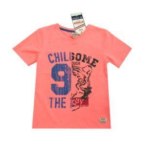 Sturdy Jungen T-Shirt Orange Größe 92