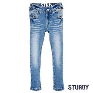 Sturdy Jungen Hose Jeans Skinny Blau Denim Basic Größe 92-140