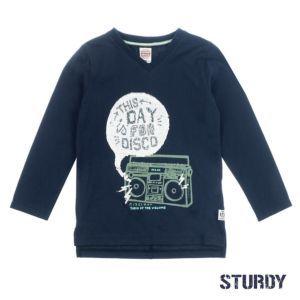 Sturdy Shirt langarm Gr.92-140