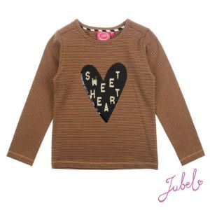 Jubel Shirt langarm Gr.116-140
