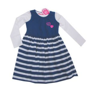Jubel Kleid Shirt-Kleid Gr.92-128