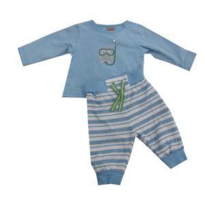 Kanz Babyanzug Zweiteiler Hose Shirt Größe 56-74