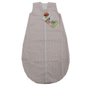 Odenwälder Baby Nice Sommer-Schlafsack Schmetterling Mädchen 90cm