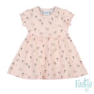 Feetje Mädchen Kleid rosa Gr. 62-74