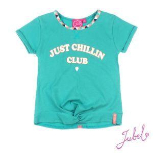 Jubel Mädchen T-Shirt Grün Gr. 92-140